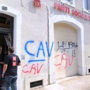 Aude : une bombe explose au siège du PS