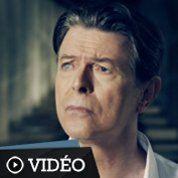David Bowie tel qu'en lui-même dans un clip