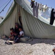 Syrie : un afflux de réfugiés très important