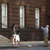 «Royal baby»: Londres fait le plein de touristes
