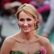 J.K Rowling: son livre en France en octobre
