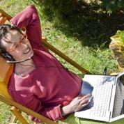 Des vacances studieuses pour les cadres français