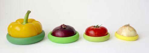 Un nouveau moyen de conserver ses fruits et légumes entamés