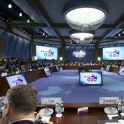 Le G20 s'inquiète des soubresauts de la Fed