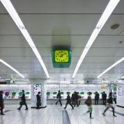 La gare de Shinjuku, miroir du Japon