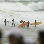 Les surfeurs, cibles privilégiées des voleurs