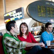 Les aéroports soignent leurs bars et restaurants