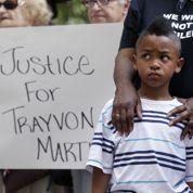 Des marches pour Trayvon Martin