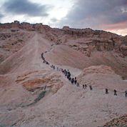 Massada, mythe fondateurde l'État d'Israël