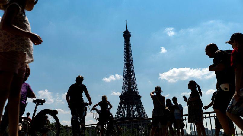 Les fortes températures ont provoqué une pollution à l'ozone en Île-de-France