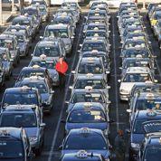 Le gouvernement soutient les taxis