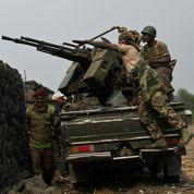 RD-Congo: offensive de l'armée dans le Kivu