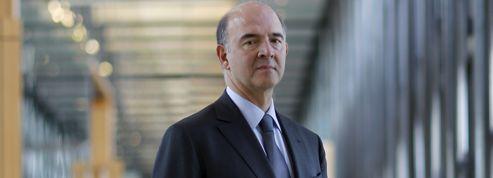 Moscovici : la France est «sur le chemin du redressement»