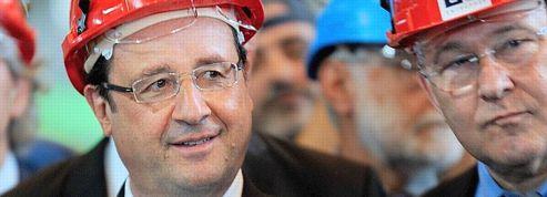 Emploi : Hollande veut former plus de chômeurs