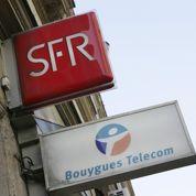 SFR et Bouygues tentent le réseau commun