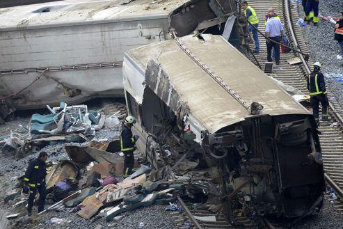 Espagne : la plus grande catastrophe ferroviaire depuis 40 ans