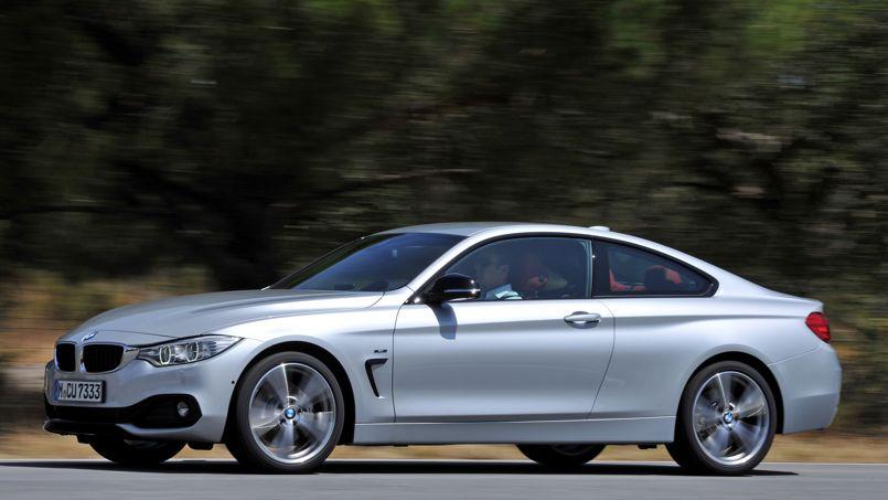 La BMW Série 4 à l'essai