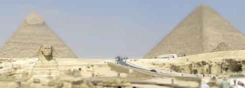 Les Pyramides, prélude à d'autres batailles au Moyen-Orient