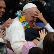 Le Pape se rend dans une favela de Rio