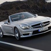 La colère des vendeurs de Mercedes en France