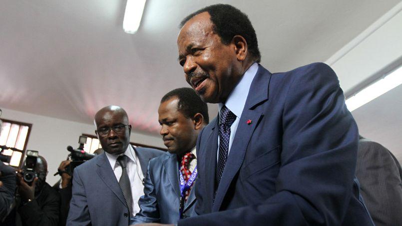 Paul Biya est président de la République depuis 1982.