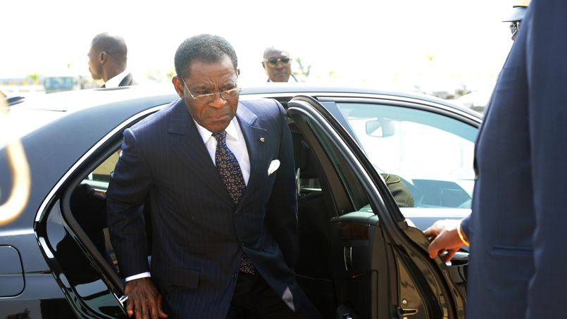 Teodoro Obiang dirige la Guinée Equatoriale depuis 34 ans.