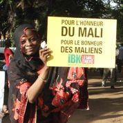 Mali: Ibrahim Keita au seuil de laprésidence