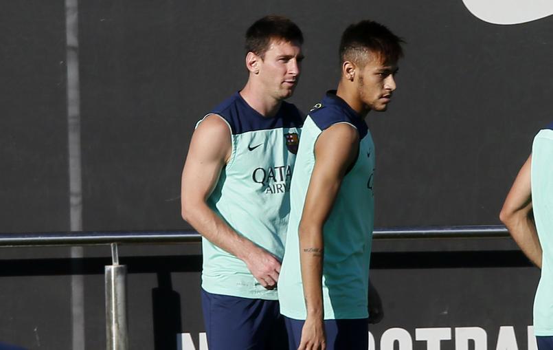 Neymar-Messi en avant-première ce mardi ?