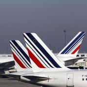 Air France supprimera 2500 postes en plus
