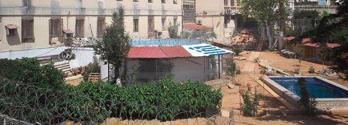 Les «nababs» de l'aile VIP de la prison d'Athènes