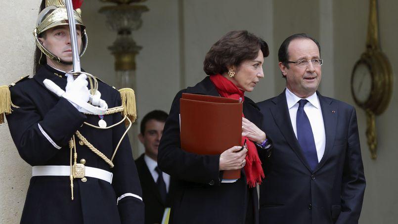 Marisol Touraine, ministre des Affaires sociales, est envoyée au front pour tenter d'éteindre l'incendie sur le dossier de la réforme des retraites.