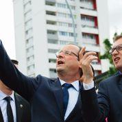 Hollande redoute déjà les pièges de la rentrée