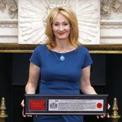 Rowling indemnisée après la fuite du pseudo