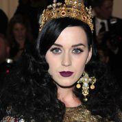 Katy Perry: une promo en or