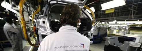 La production automobile française toujours en berne