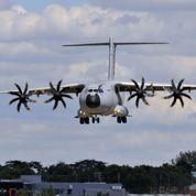 La France réceptionne le premier Airbus A400M