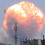 Explosion à Homs : des dizaines de morts