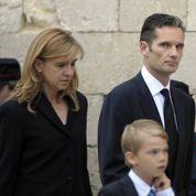 L'infante Cristina vivra en Suisse, sans son mari