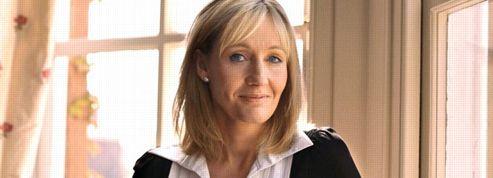 J.K. Rowling, numéro un des ventes aux États-Unis