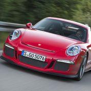 La Porsche 911 GT3 à l'essai