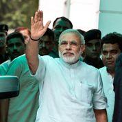 Narendra Modi, le «gourou» d'Ahmedabad