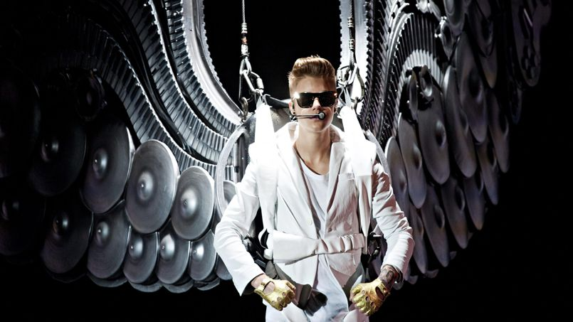 Justin Bieber, son Baby disque de diamant