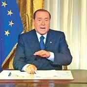 Le sort de Berlusconi agite la classe politique