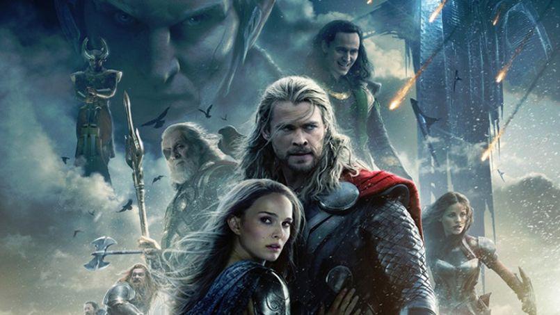 Thor : Le Monde des ténèbres (2013) en français