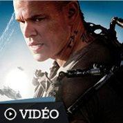 Elysium :Matt Damon, sauveur de l'humanité