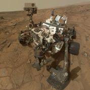 Mars : Curiosity fête son premier anniversaire