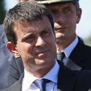 Dreux: Valls soutient le commandant de police