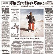 Le New York Times a trouvé la formule