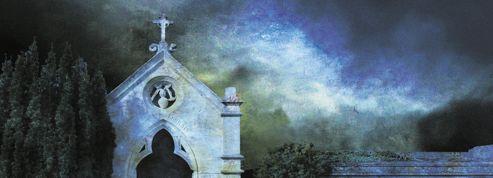 Le Coup du Père François (épisode 1): Deux hommes dans un cimetière