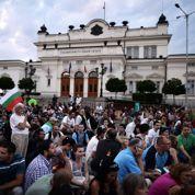 Le «printemps de Sofia» secoue l'oligarchie